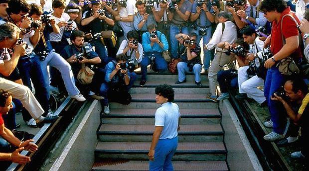 Maradona es de los trabajadores, no de los patrones