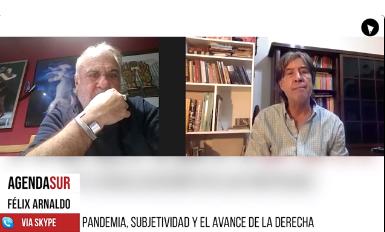 Jorge Alemán: subjetividad, pandemia y ultraderecha.