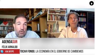 """""""Tocar fondo"""" lo que hicieron Macri y Cambiemos"""