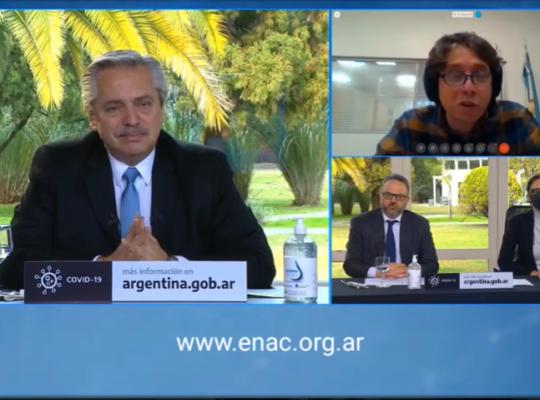 """Mario Gil, empresario autopartista: """"Decir que el Gobierno está en contra del capital es de una ignorancia supina""""."""