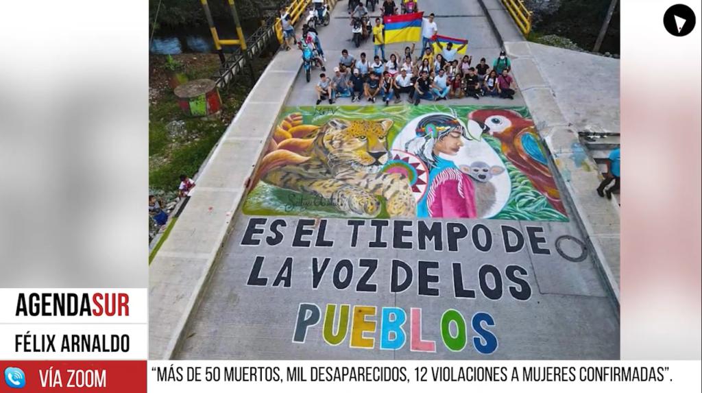 ¿Què pasa en Colombia?.