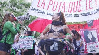 Salir de puta, un documental de Sofia Rocha sobre trabajadoras sexuales y trata de personas.