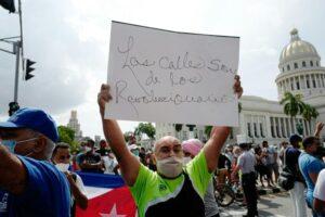 ¿Qué pasa en Cuba? Isabel Rauber. protestas a favor del gobierno